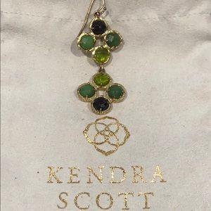 Auth. KENDRA SCOTT Chandelier Earring